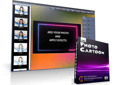 Photo Cartoon Professional