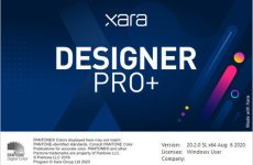 Xara Designer Pro Plus 20.3.0.59963 [Latest]