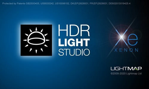 Lightmap HDR Light Studio Xenon Full