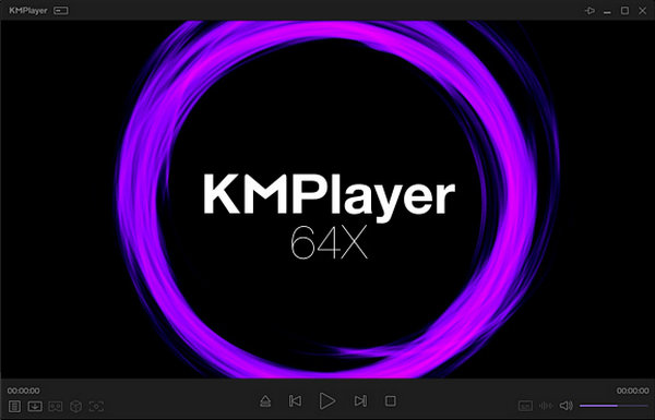 The KMPlayer x64 Free