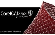 CorelCAD 2021.0 Build 21.0.1.1031 Free Download
