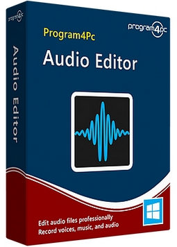 Program4Pc Audio Editor