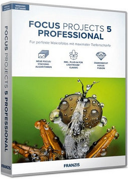 Franzis FOCUS projects 5 professional Full