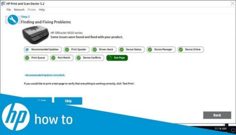 HP Print and Scan Doctor Free Download