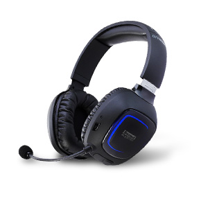 Creative Sound Blaster Tactic3D Omega wireless gaming headset,announced at CES