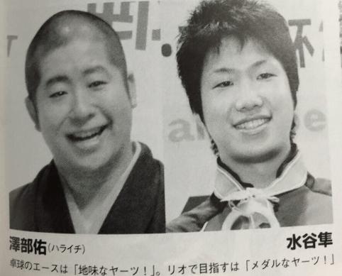 水谷隼 ハシゴ酒 奥さん 写真 私生活 貯金 似てる
