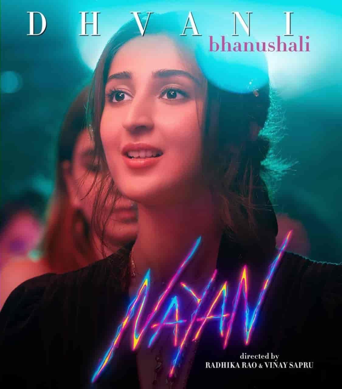 Nayan Hindi Song Image Features Dhvani