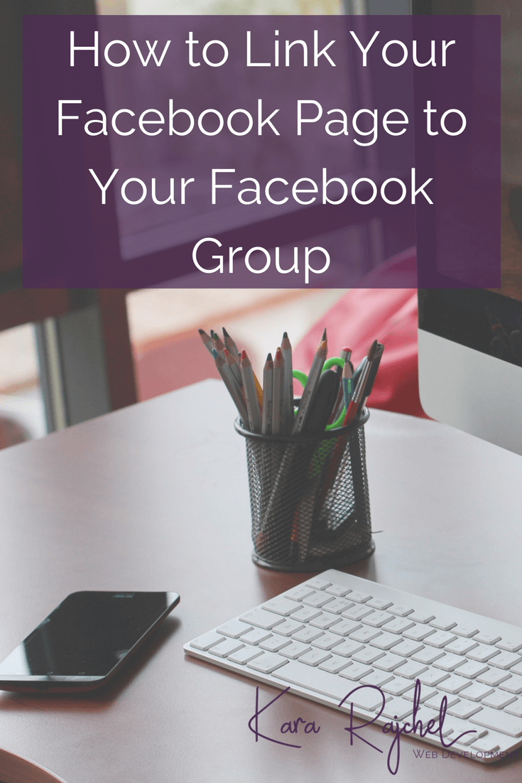 It only takes 4 simple steps and less than 5 minutes to link your Facebook Page to your Facebook Group. Let's get started so you can enjoy this new benefit today!