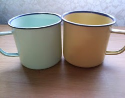 Enamel mugs wholesale