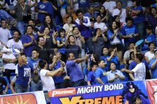 ADMU-DLSU Match (My gift to Franco for his 14th)