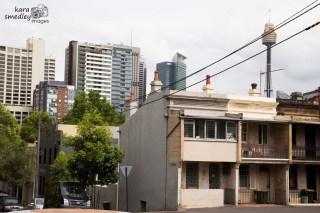 Sydney Contrast