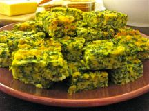 Spinach Brownies