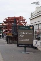 Hyde St Pier