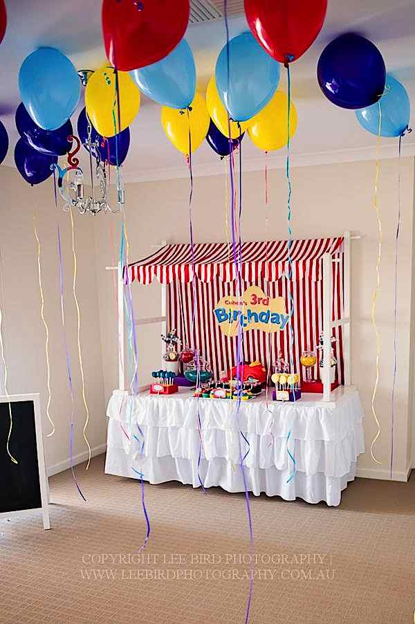 Kara S Party Ideas The Wiggles Themed Third Birthday Party Kara S Party Ideas
