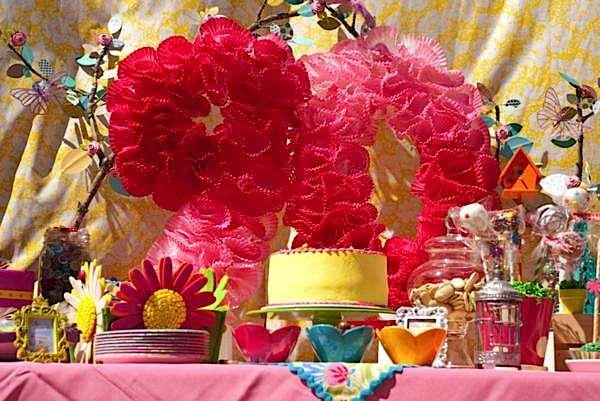 Kara S Party Ideas 90th Birthday Garden Flower Outdoor Adult Party Planning Ideas
