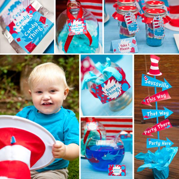 kara s party ideas dr seuss themed