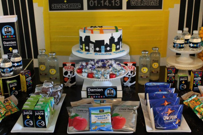 Nyc New York Party Theme