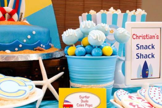 ocean themed birthday party decoration ideas decoration for home
