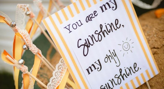 My Are Baby You Sunshine Ideas Shower