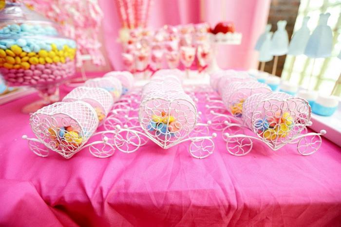 Karas Party Ideas Princess Fairy Tale Birthday Party