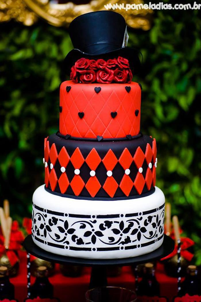 Karas Party Ideas King And Queen Of Hearts Party With