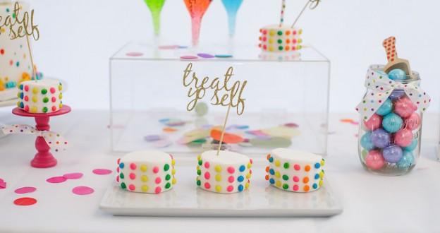 Kara S Party Ideas Polka Dot Birthday Party Archives Kara S Party Ideas