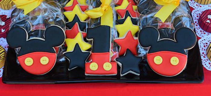 Kara S Party Ideas Mickey Mouse 1st Birthday Party