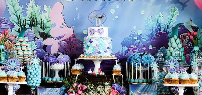 sea 1st birthday party