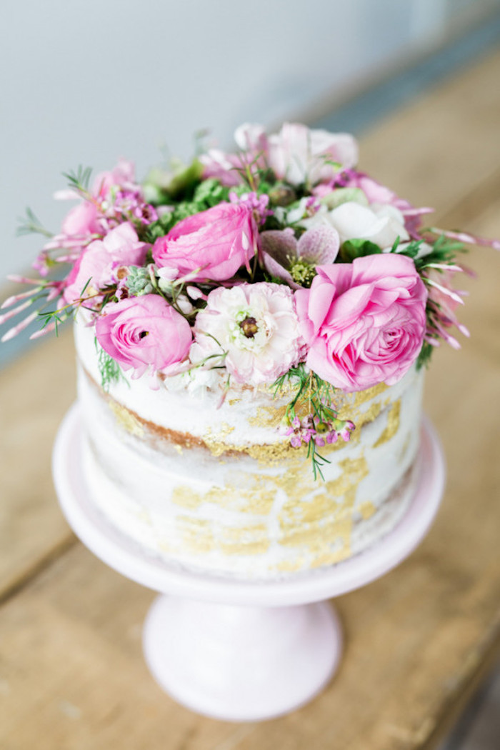 Karas Party Ideas We Love Lucy Pink Gold Baby Shower
