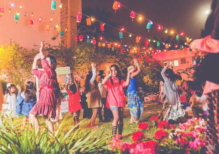 Karas Party Ideas Bohemian Gypsy Birthday Party Karas