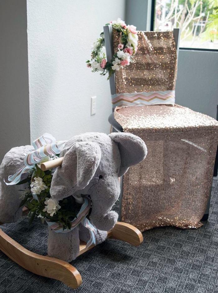 Shower Safari Baby Themed Ideas
