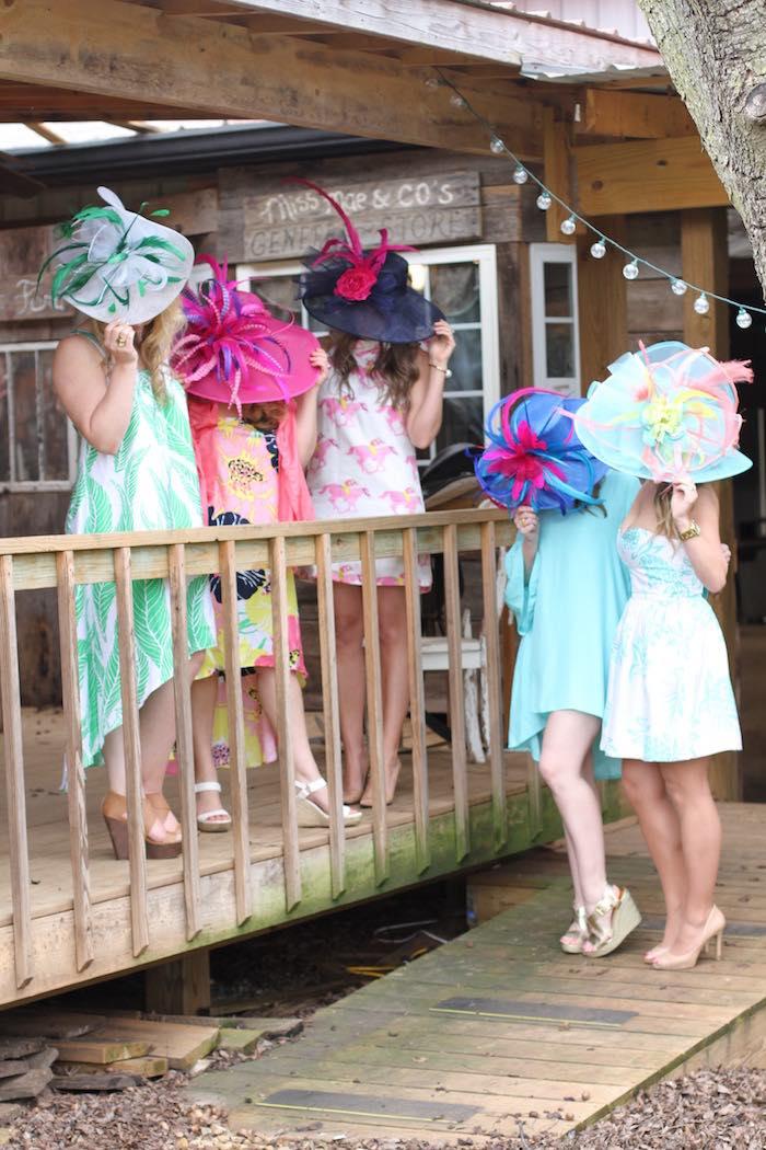 Kara S Party Ideas Kentucky Derby Garden Party Kara S