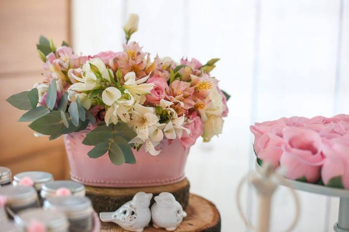 Kara's Party Ideas Rustic Shabby Chic Wedding