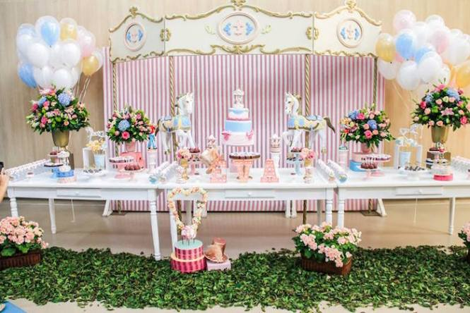 Carousel Music Box Merry Go Round Musical Plays For Birthday Gift Home Decor Wedding Party