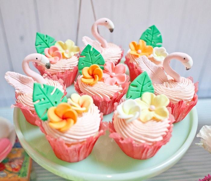 Karas Party Ideas Spring Flamingo Birthday Party Karas