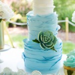 Kara S Party Ideas Blue Gold Baby Shower Kara S Party Ideas