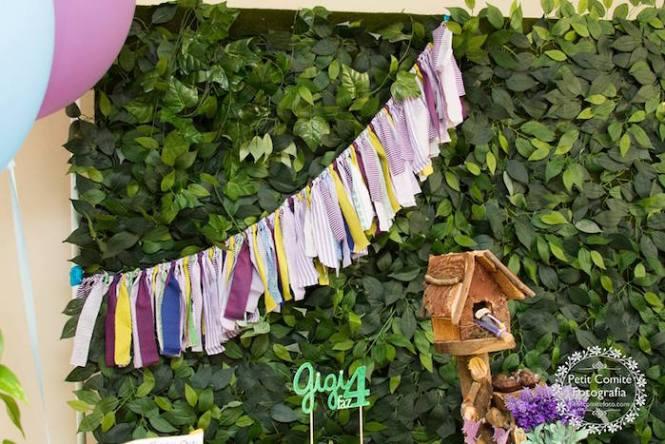 Fairy Theme Full Styro Backdrop