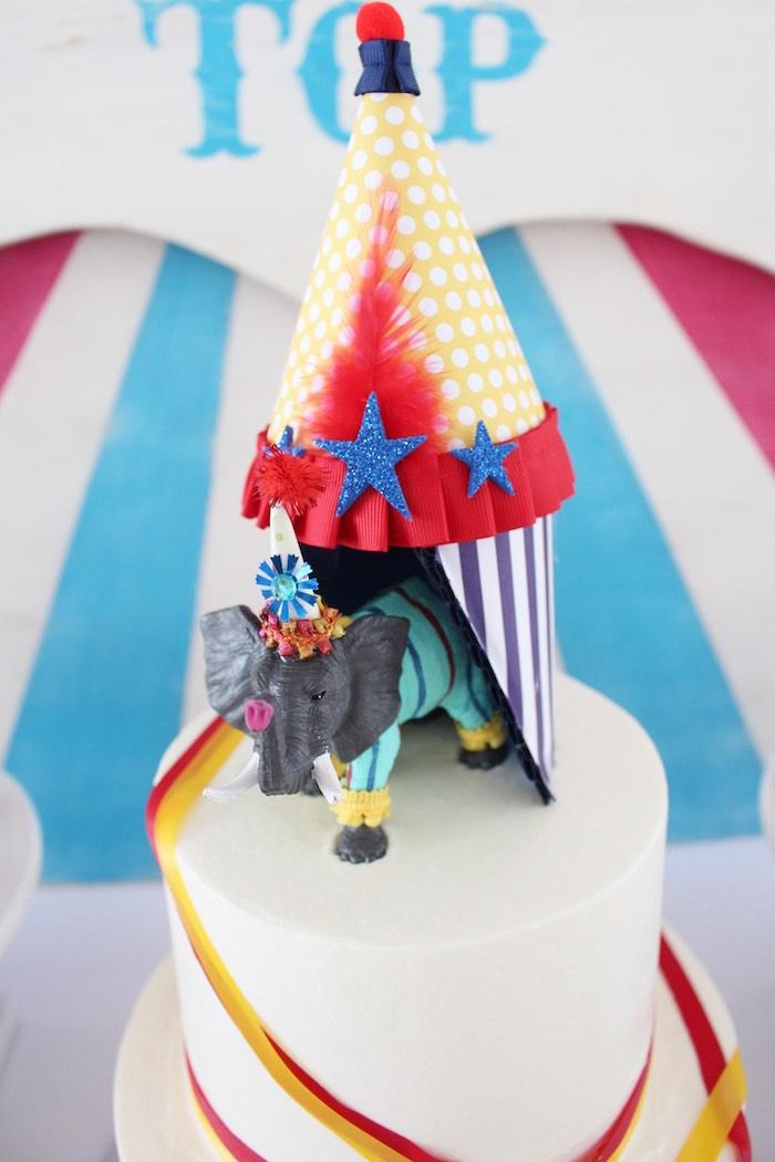 Kara S Party Ideas Big Top Circus Birthday Party Kara S