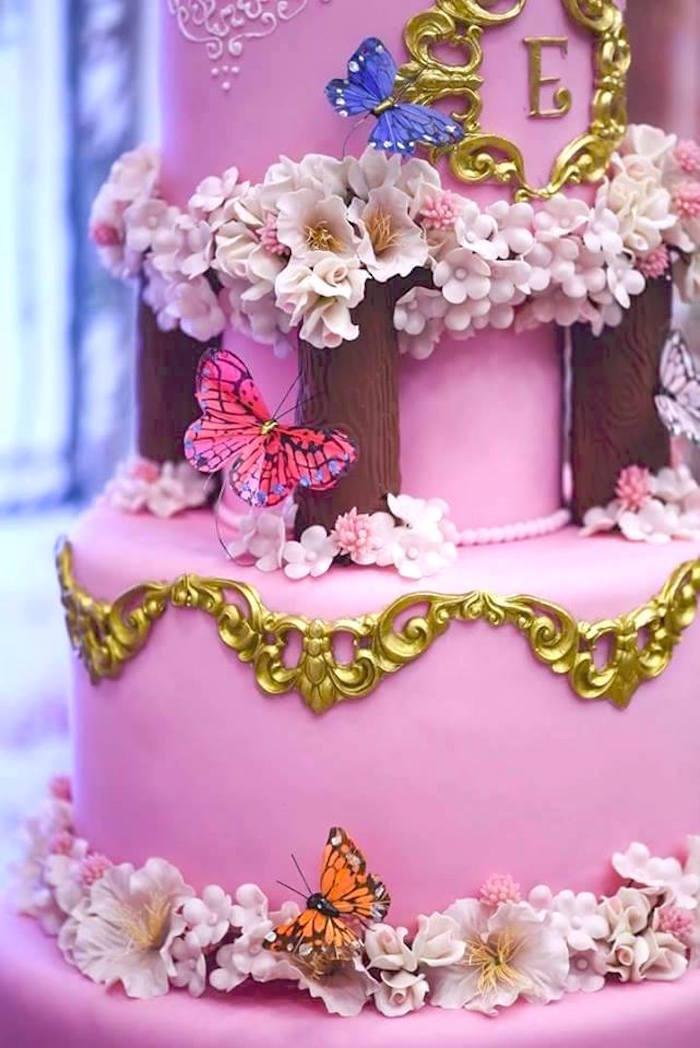 Beautiful Birthday Invitations