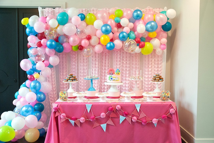 Kara S Party Ideas Modern Shopkins Birthday Party Kara S Party Ideas