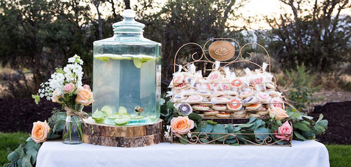 Rustic Floral Wedding Invitations Free