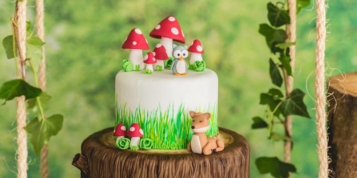Karas Party Ideas Matteos Enchanted Forest Birthday Party Karas Party Ideas