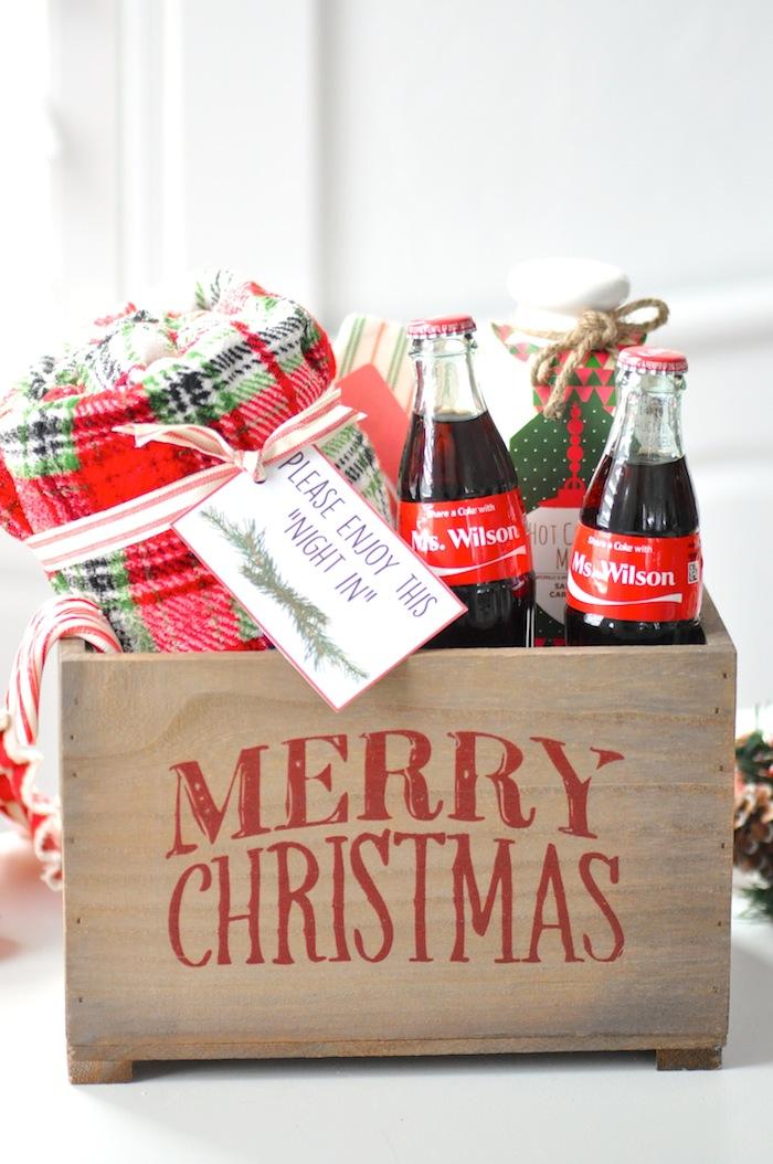 Karas Party Ideas Teacher Christmas Gift Idea Giveaway