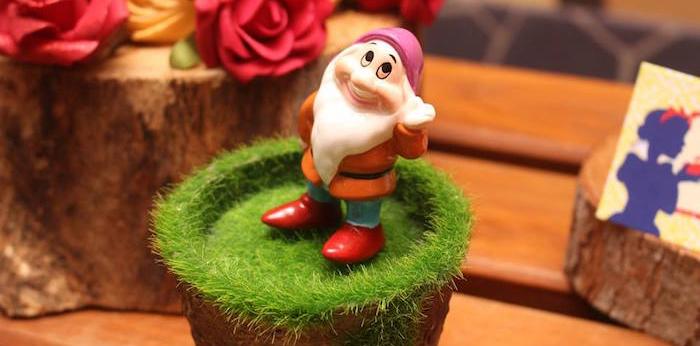 Karas Party Ideas Snow White Amp The Seven Dwarfs Birthday