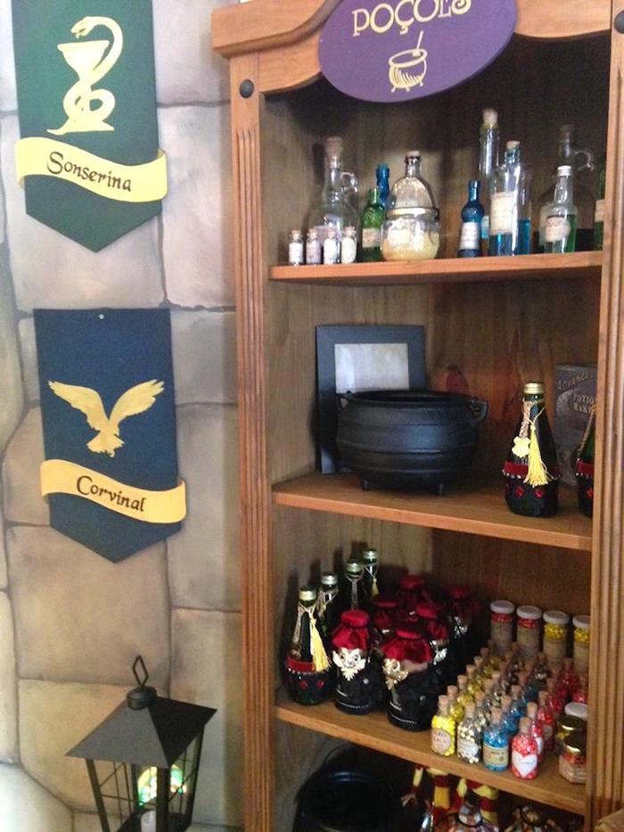 Kara S Party Ideas Brazilian Harry Potter Birthday Party