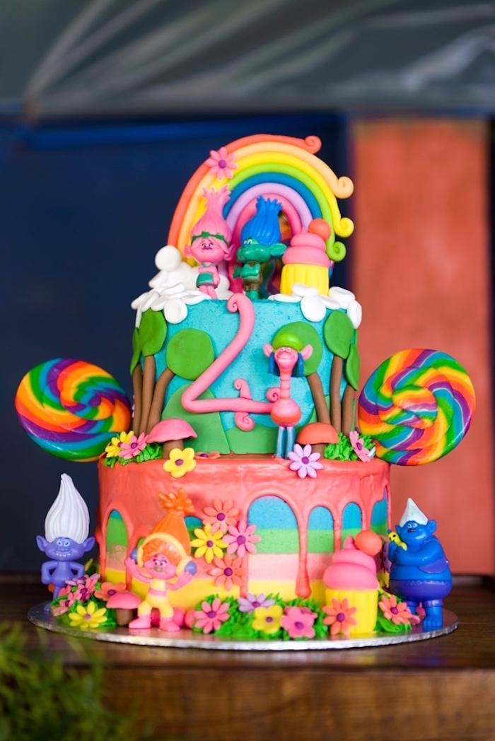 Kara S Party Ideas Trolls Birthday Party Kara S Party Ideas