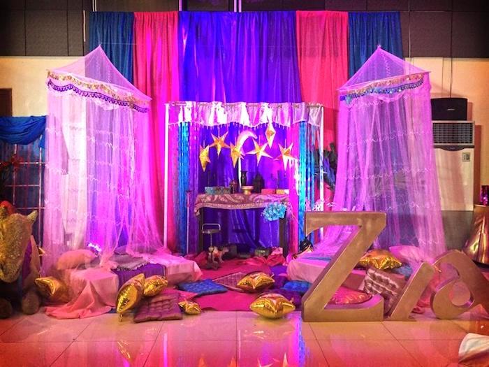 Karas Party Ideas Arabian Nights Birthday Party Karas