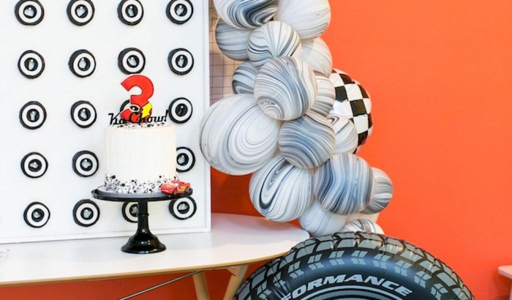 Karas Party Ideas Cars 3 Birthday