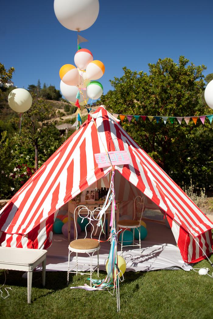 Karas Party Ideas 5th Annual County Fair Birthday Party
