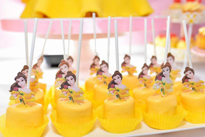 Kara S Party Ideas Beauty And The Beast Birthday Party Kara S Party Ideas